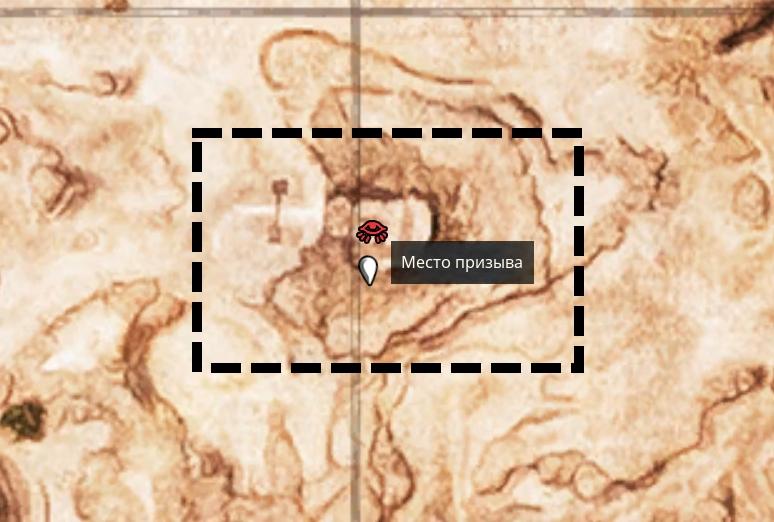 знахарь на карте Witch Doctor